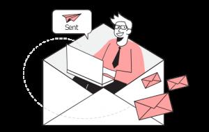 Sending emails_Flatline